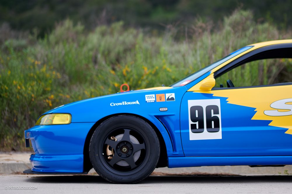 2000 Acura Integra Type R: Living A Spoon Sports Dream In San Diego