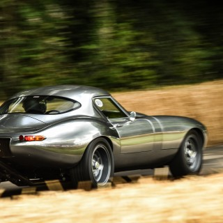 Low Drag Legacy: Eagle's Unique Aerodynamic E-Type Offers The Best Of Both Worlds