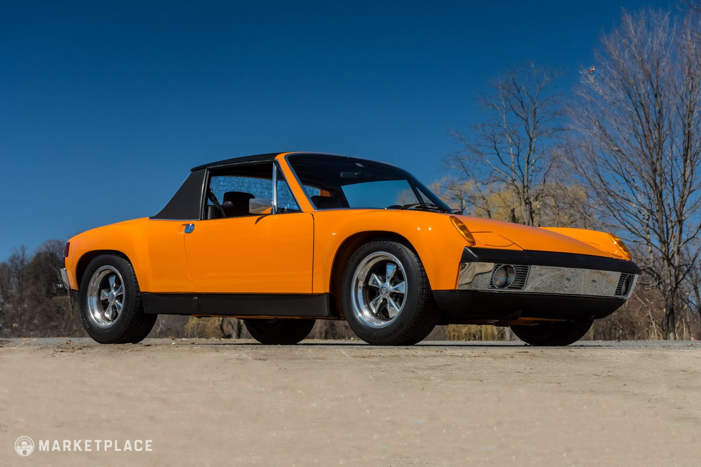 upgraded 1970 porsche 914 6 2 7 petrolicious. Black Bedroom Furniture Sets. Home Design Ideas