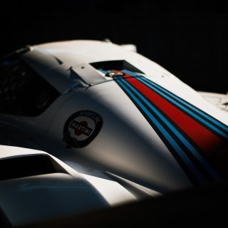 GALLERY: A Pack Of Lancia Race Cars Honor 50 Years Of Martini Racing At Imola