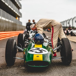 Silverstone Is A Great Place To Get Lost In A Grand Prix Daydream