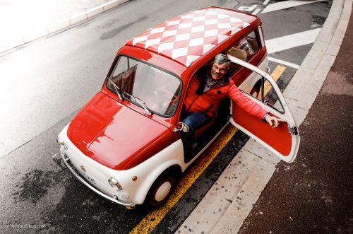 Restored Fiat 500 Giardiniera Is A Perfect Fit For Monaco Petrolicious
