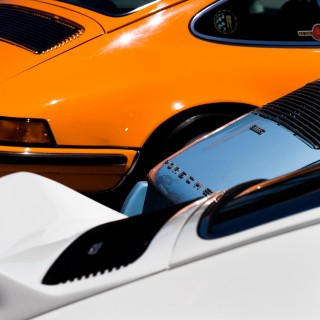 GALLERY: Getting Up Close And Personal With The Porsches Of Luftgekühlt 5