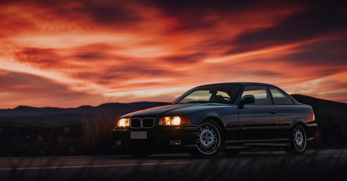 Blue Bimmers And Sicilian Sunsets Preserving A Factory Fresh Bmw E36 M3 Petrolicious