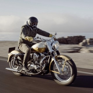 GALLERY: Go Behind The Scenes On Our Harley-Davidson Sportster Film Shoot