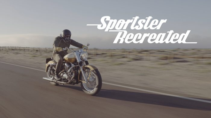 Harley-Davidson Sportster: Merging The Modern With The Timeless