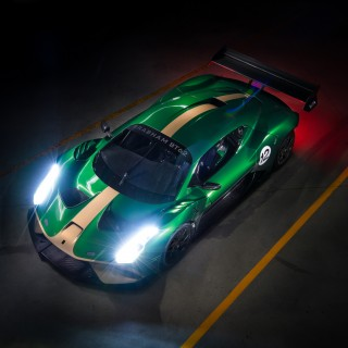 Bringing Back Brabham: Meet The BT62, A 700HP Naturally-Aspirated Track Toy