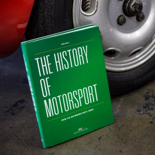 Put An Encyclopedia Of Speed In Your Bookshelf With 'The History of Motorsport'