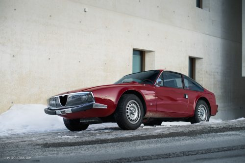 Alfa Romeo 1600 Junior Z Zagato S Controversial Baby Gt That Never