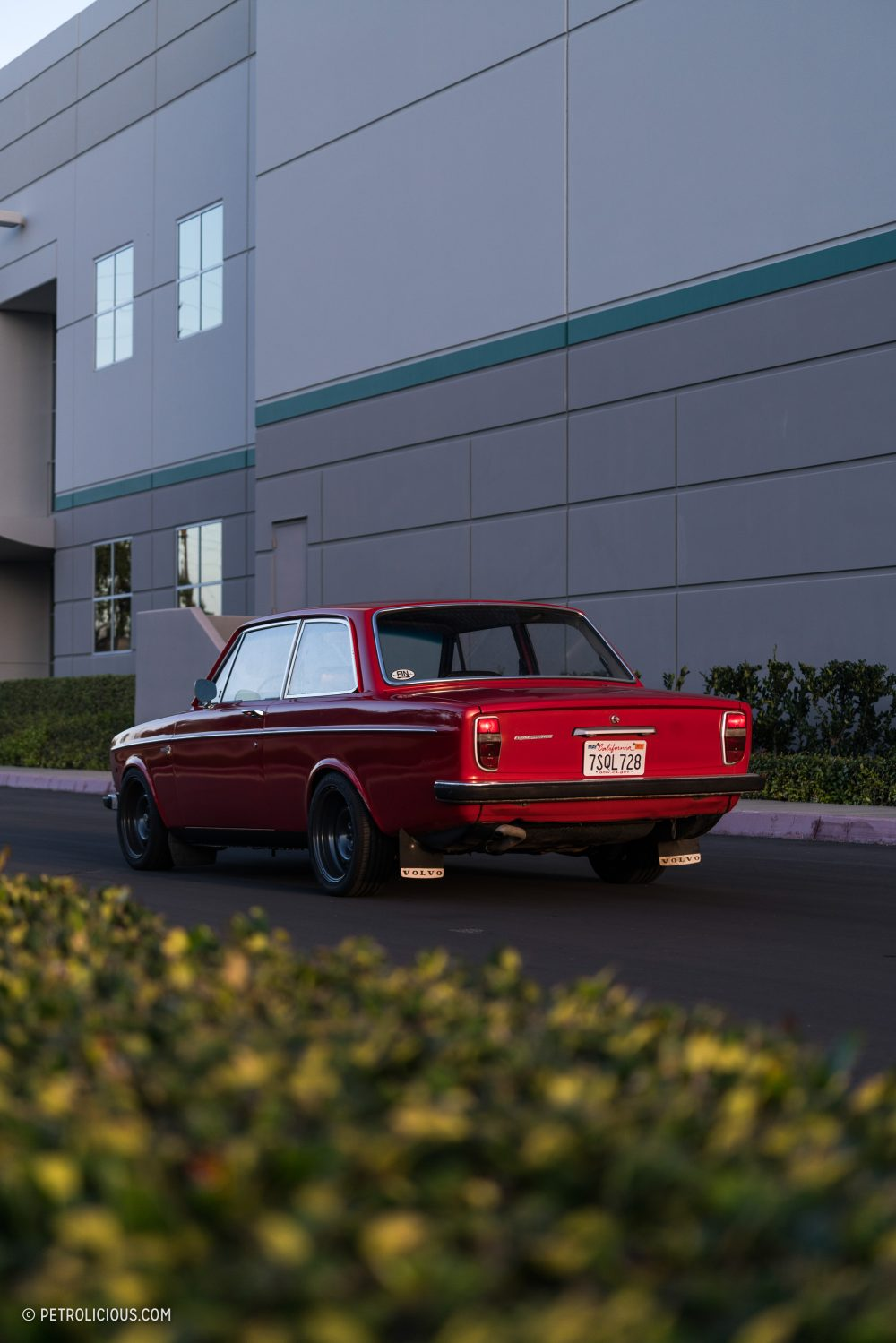 1968 Volvo 142S: Sourcing The Perfect Platform For A Scandinavian