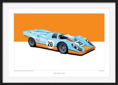 Historic Racing Cars