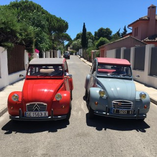 From Spain To The 'States: An International Tale Of Two Citroën 2CVs