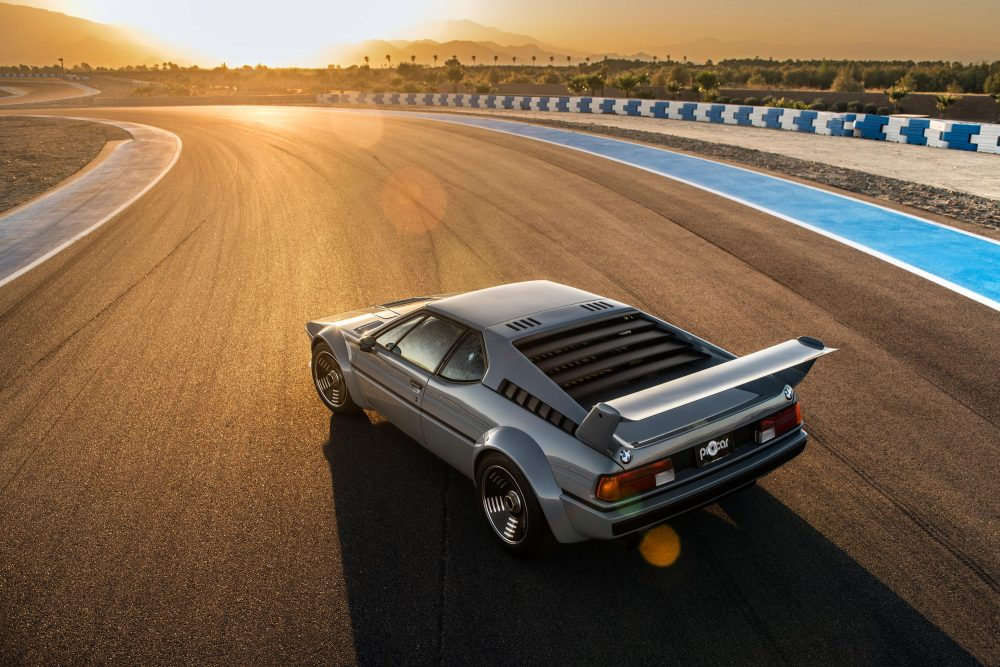 The Full Story: How Canepa Built A Street-Legal 1979 BMW M1