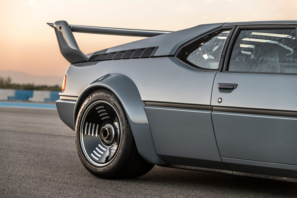 The Full Story: How Canepa Built A Street-Legal 1979 BMW M1 Procar