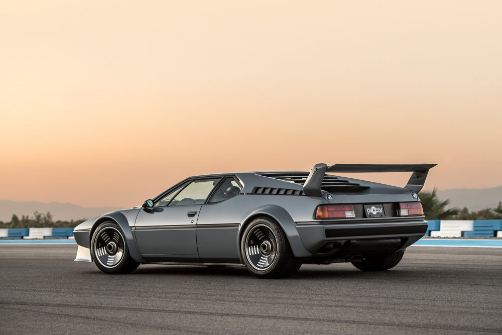 The Full Story: How Canepa Built A Street-Legal 1979 BMW M1 Procar ...