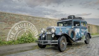 1930 Hudson Great Eight: The Globetrotter