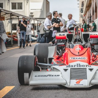 What's Sexier Than 1970s F1 Cars Hopping Curbs At Monaco?