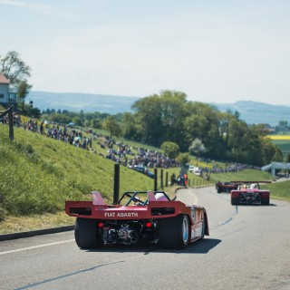 Unmistakably Swiss: The GP Mutschellen Displays 100 Years Of Motorsport In An Idyllic Village