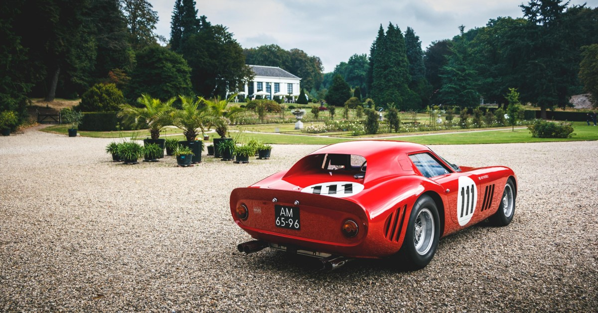 replica is the wrong word for this gorgeous 1964 ferrari 250 gto