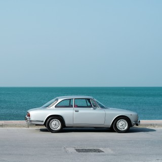 GALLERY: Go Behind The Scenes On Our 1975 Alfa Romeo 2000 GT Veloce Film Shoot In Thailand