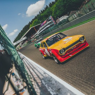 Nostalgia And Fury: Here Are Your Touring Car Legends Doing Their Jobs At Spa