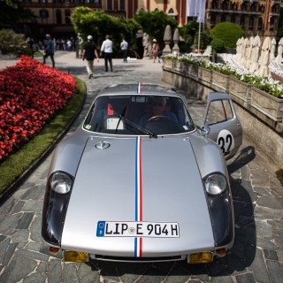 GALLERY: Expectations Versus Reality At The Concorso d'Eleganza Villa d'Este