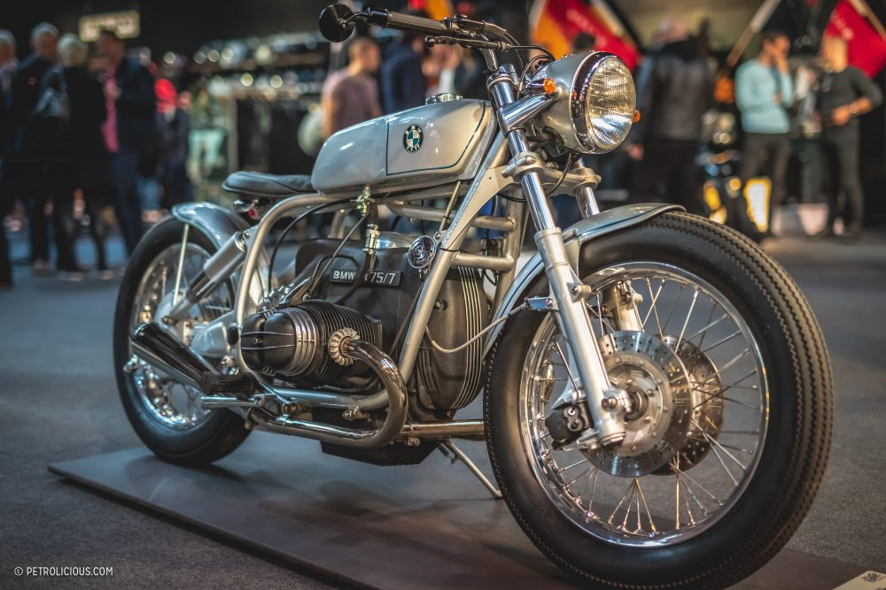 The Wildest Custom Motorcycles Meet Dockside In London For Bike Shed