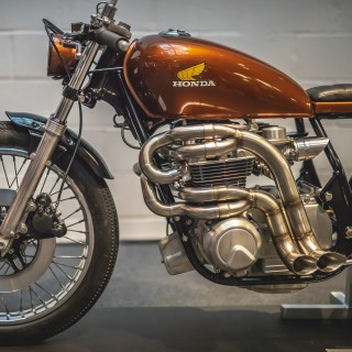 The Wildest Custom Motorcycles Meet Dockside In London For Bike Shed 2018