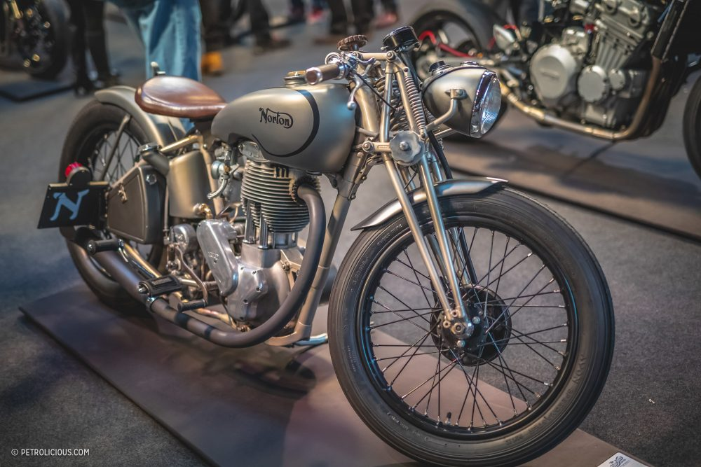 The Wildest Custom Motorcycles Meet Dockside In London For Bike Shed 2018 Petrolicious