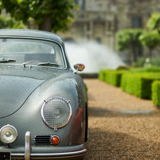Rain And Shine: A Sunday Spent Among The Classics At Wilton House