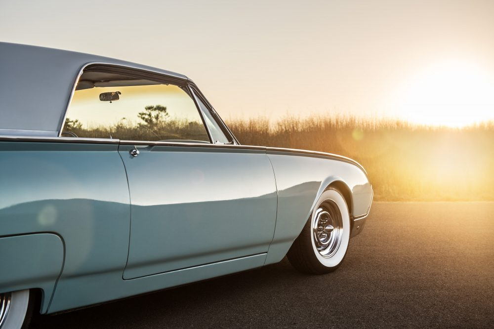 American Avante-Garde: The Enduring Appeal Of A Jet-Age Ford