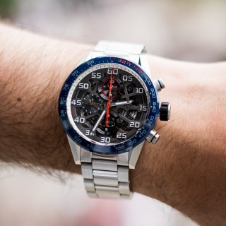 The Indy 500 Is Way Better If You're Hanging With TAG Heuer, Chris Hemsworth, And Alexander Rossi
