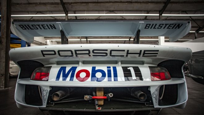 A '90s GT Le Mans Icon: Spending Some Time With The 1996 Porsche 911 GT1