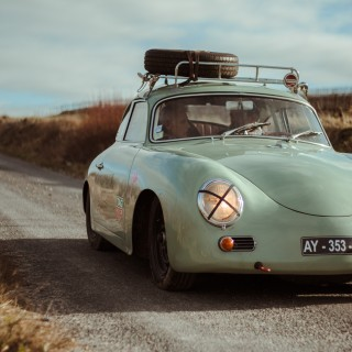 GALLERY: Go Behind The Scenes On Our 1959 Porsche 356 Film Shoot