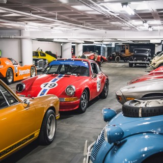What It's Like To Tour The World From One Of Its Best Garages