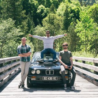 An E30 3-Series, Three Friends, Three Days, And A Pilgrimage To The Homeland