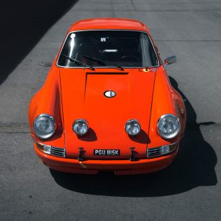 Recreating A Rarity: The Flared, Ferocious Porsche 911 ST