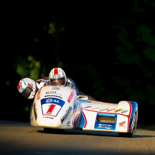 Have You Seen Anything Wilder Than Airborne, Sliding Sidecars At The Isle Of Man?