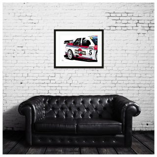 Cover Your Walls With Martini Motorsport History: New Prints From Joel Clark Have Landed In The Shop