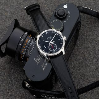 Leica Is Stepping Into The World Of Watches. Plus, Zagato-Designed M10s Are A Thing Now
