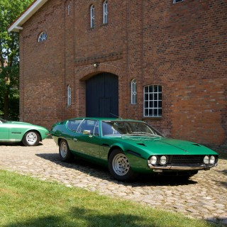 GALLERY: Go Behind The Scenes On Our Lamborghini Islero And Espada Film Shoot