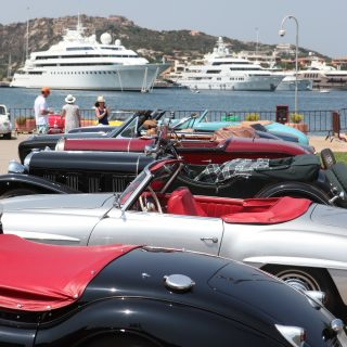 Judging The World's Best Cars On The Island Of Sardinia Isn't The Worst Way To Spend A Weekend