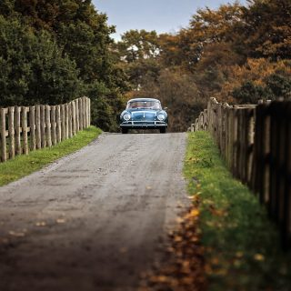 GALLERY: Go Behind The Scenes On Our 1958 Porsche 356A Film Shoot