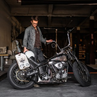 American Style: What It's Like To Ride A 1949 Harley Davidson EL In 2018