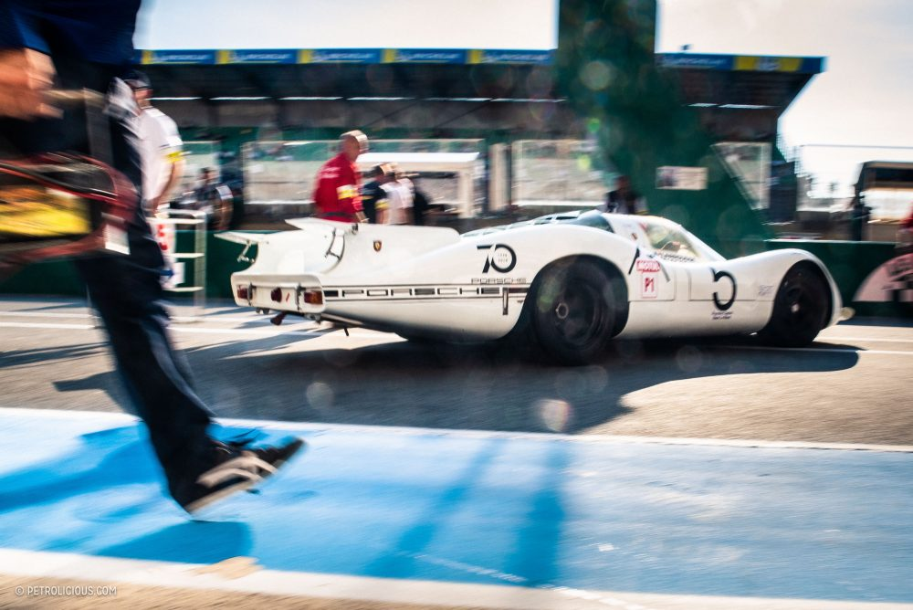 Why The Le Mans Classic Is The Best Vintage Sports Car Race Out