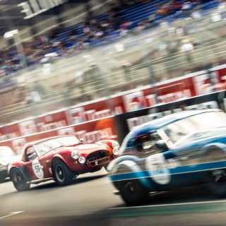 Why The Le Mans Classic Is The Best Vintage Sports Car Race Out There