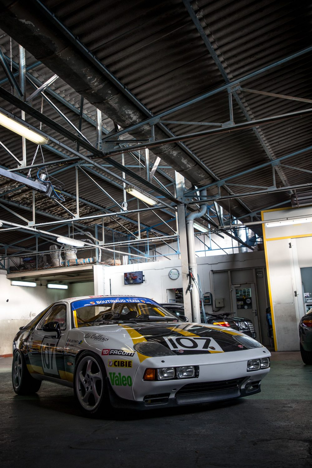 Restoring The Only Porsche 928 That Ever Raced At The 24 Hours Of Le