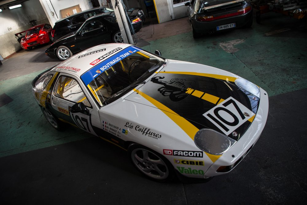 Restoring The Only Porsche 928 That Ever Raced At The 24