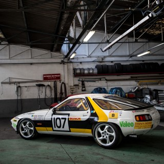 Restoring The Only Porsche 928 That Ever Raced At The 24 Hours Of Le Mans