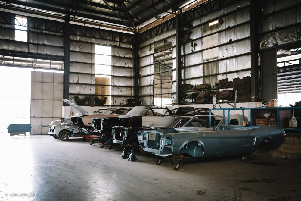 Auto Restoration Near Me >> Transforming A Garage In The Philippines Into The World S